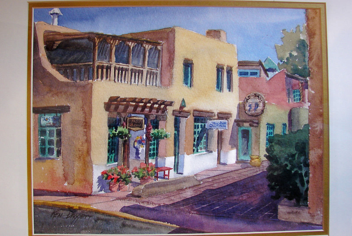 Taos Adobe Quilting and More!